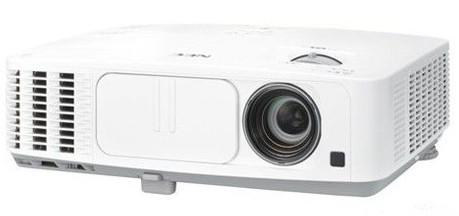 NEC PE401H+可播放主动和被动3D超清投影机