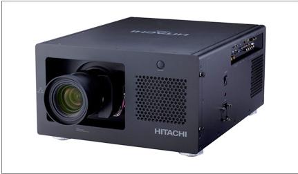日立HITACHI推出面向高端领域的13000流明三片式DLP工程投影机TCP-D13KU